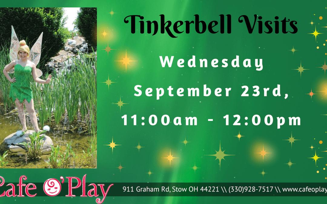 Tinker Belle Visits