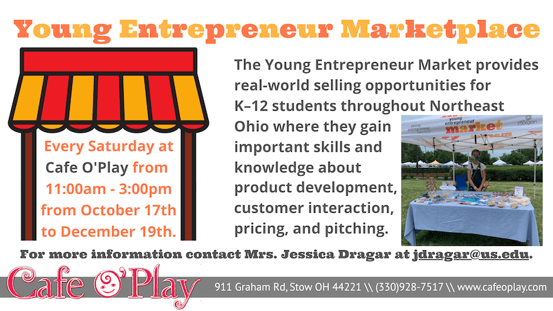 Young Entrepreneur Marketplace