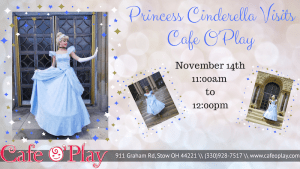 Cinderella Visit